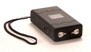 Barracuda Model BC-37 (Shark) Rechargeable Stun Gun with 2 safety pins included